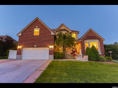 Lehi Single Family Home For Sale: 3298 N 560 W
