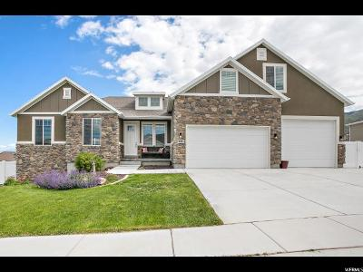Saratoga Springs Single Family Home For Sale: 451 W Ruger Dr S