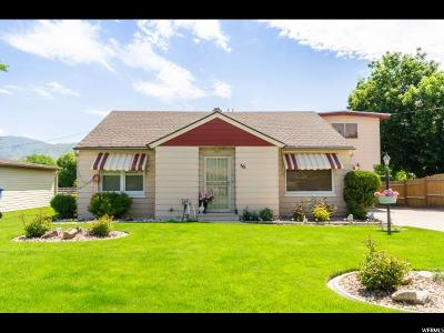 Hyrum Single Family Home For Sale: 55 S 200 W
