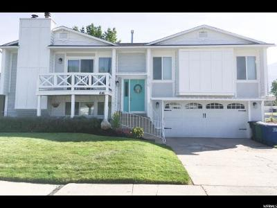 Kaysville Single Family Home For Sale: 616 N 200 E