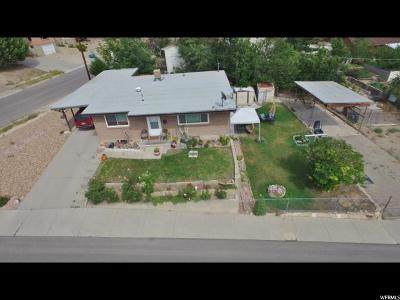 Helper Single Family Home For Sale: 298 Welby St