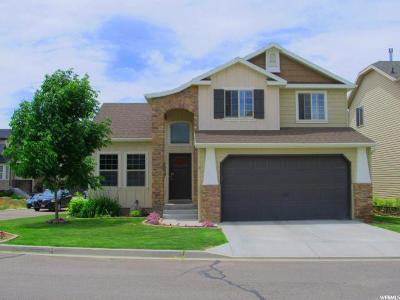 Eagle Mountain Single Family Home For Sale: 7559 N Levi Ln N