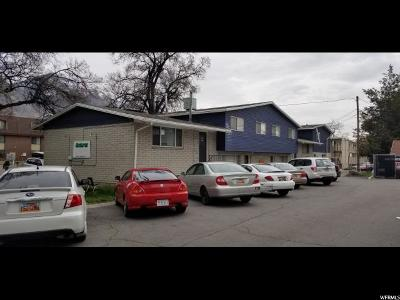 Provo Multi Family Home For Sale: 340 E 600 N