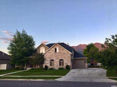 Spanish Fork Single Family Home For Sale: 1673 S 1700 E