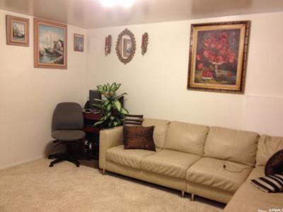Salt Lake City Multi Family Home For Sale: 1864 S Edison St