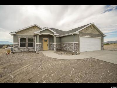 Tremonton Single Family Home For Sale: 2723 W Legend Dr