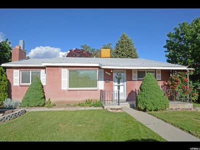 Salt Lake City UT Single Family Home For Sale: $229,900