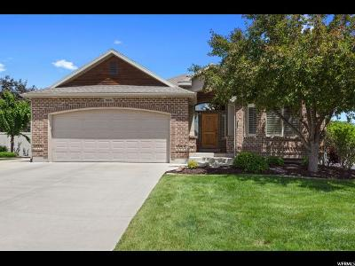 South Jordan Single Family Home For Sale: 5908 W Keystone Dr S