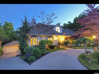 Holladay Single Family Home For Sale: 2944 Mount Springs Rd E