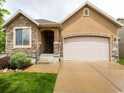 West Jordan Single Family Home For Sale: 7022 W 7895 S