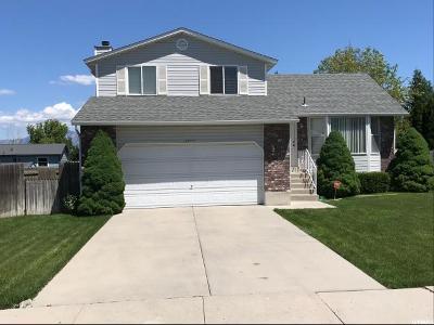 West Jordan Single Family Home For Sale: 6877 S Clernates Dr