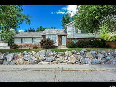 Pleasant Grove Single Family Home For Sale: 1437 E Murdock Dr