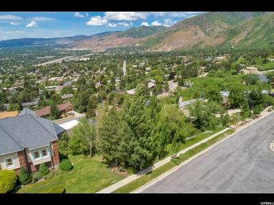 Salt Lake City Residential Lots & Land For Sale: 4586 S Thousand Oaks Dr