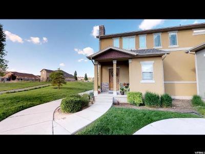 Eagle Mountain Townhouse For Sale: 8741 N Desert Canyon Rd E