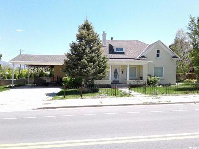 Spanish Fork Single Family Home For Sale: 220 N 800 E