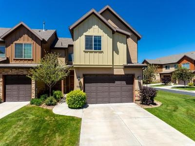 South Jordan Townhouse For Sale: 714 W Mystic Brook Way
