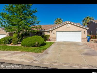 St. George Townhouse For Sale: 187 N Westridge Dr #151