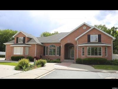 South Jordan Single Family Home For Sale: 9974 S Gathering Pl W