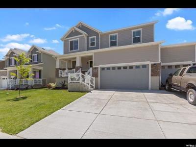 Saratoga Springs Single Family Home For Sale: 3107 S Tytus Ln