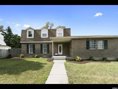 Sandy Single Family Home For Sale: 1670 E Ridgemark Dr S