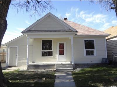 Salt Lake City Multi Family Home For Sale: 408 S Post St W
