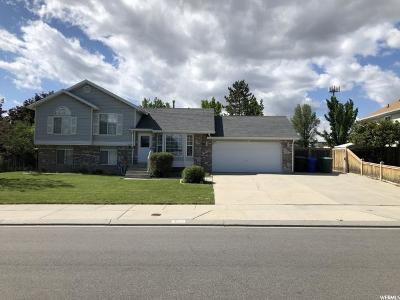 West Jordan Single Family Home For Sale: 3347 W 8510 S