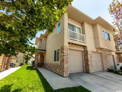 Riverton Townhouse For Sale: 4913 W Stormy Meadow Dr S