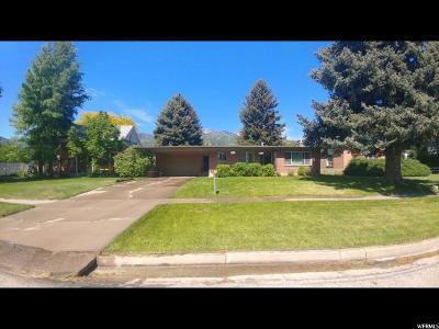 Wellsville Single Family Home For Sale: 163 S Center