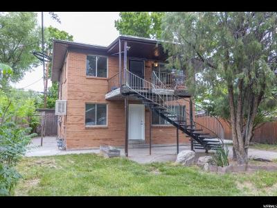 Salt Lake City Multi Family Home For Sale: 339 E Blaine Ave