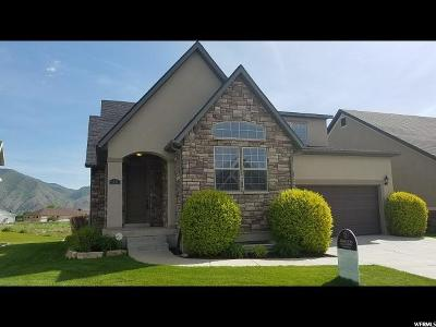 Mapleton Single Family Home For Sale: 1937 W Silverleaf Dr