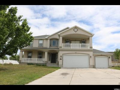 Saratoga Springs Single Family Home For Sale: 39 E Pioneer Cir
