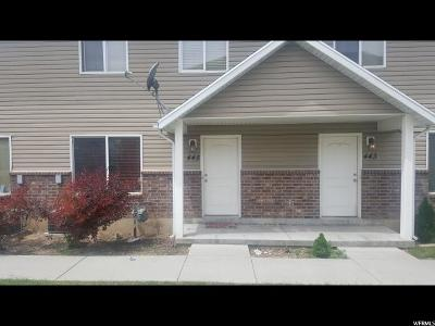 Weber County Townhouse For Sale: 445 E 475 N