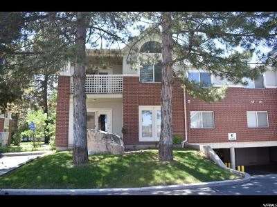 Murray Condo For Sale: 1360 W 6690 S #E-202