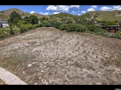 Salt Lake City Residential Lots & Land For Sale: 1465 E Perrys Hollow Dr N