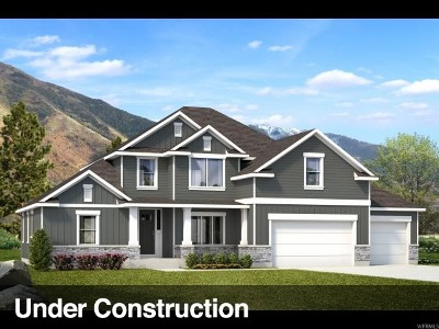 Orem Single Family Home For Sale: 1852 N 840 W