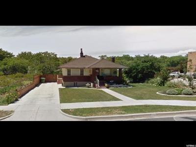 Brigham City Single Family Home For Sale: 562 S 100 E