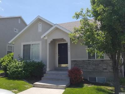 Lehi Townhouse For Sale: 3065 W Davencourt Loop