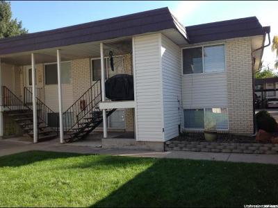 Davis County Condo For Sale: 314 W Center St #91