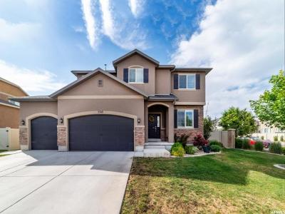 Lehi Single Family Home For Sale: 3348 W High Bluff Meadow Ln N