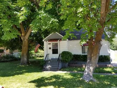 Ogden Single Family Home For Sale: 3875 Madison