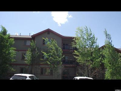 Park City Condo For Sale: 5501 N Lillehammer Ln W #4401