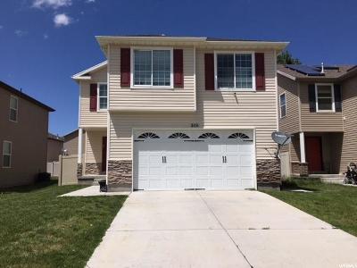 Eagle Mountain Single Family Home For Sale: 2151 E Revere
