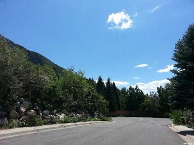 Salt Lake City Residential Lots & Land For Sale: 4471 S Covecrest Dr E