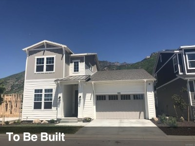 Cottonwood Heights Single Family Home For Sale: 9148 S Renoir Ln E #LOT124
