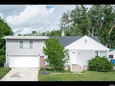 Logan Single Family Home For Sale: 137 N 500 E