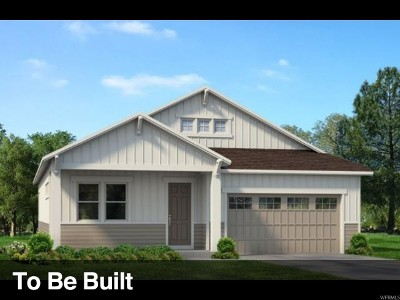 Cottonwood Heights Single Family Home For Sale: 9156 S Renoir Ln E #LOT123