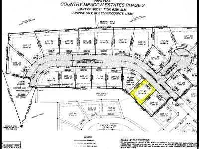 Corinne UT Residential Lots & Land For Sale: $45,000