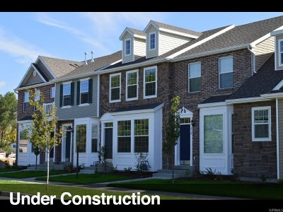 Provo Townhouse Under Contract: 1044 W 500 S