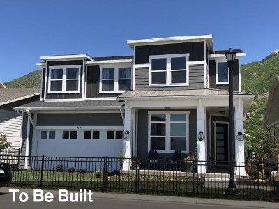 Cottonwood Heights UT Single Family Home For Sale: $712,956