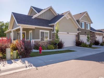 Midvale Townhouse For Sale: 7988 S Farm Gate Dr